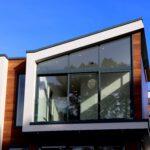 Sfeer op het dak met dakkoepels